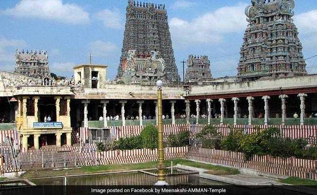 Security Stepped Up At Madurai Meenakshi Amman Temple After Bomb Threat