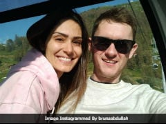 Bruna Abdullah Gets Engaged To Boyfriend AI In Switzerland