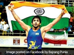 Bajrang Punia Becomes First Indian To Get World Championship Seeding