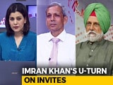 Video: Imran Khan's U-Turn On Invites For Oath Ceremony