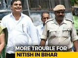 "Video : Bihar Rape Scandal: ""Grinning"" Kingpin In Jail, But Not Quite"