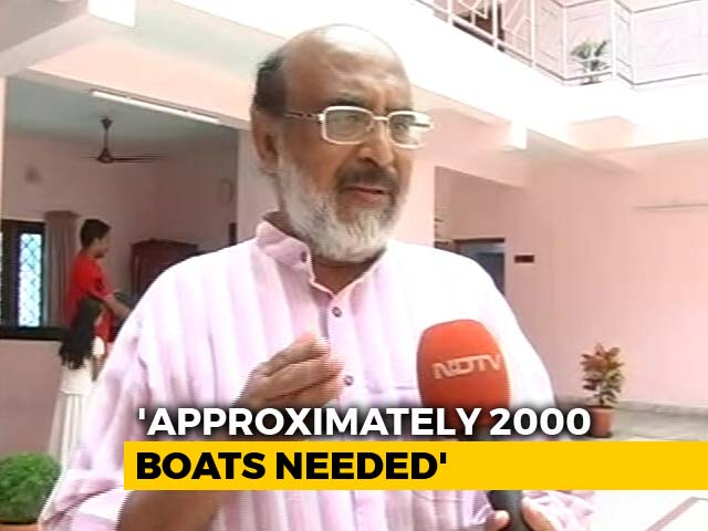 Video : Need To Prepare Like Army To Get Back Lakhs To Homes: Kerala Minister