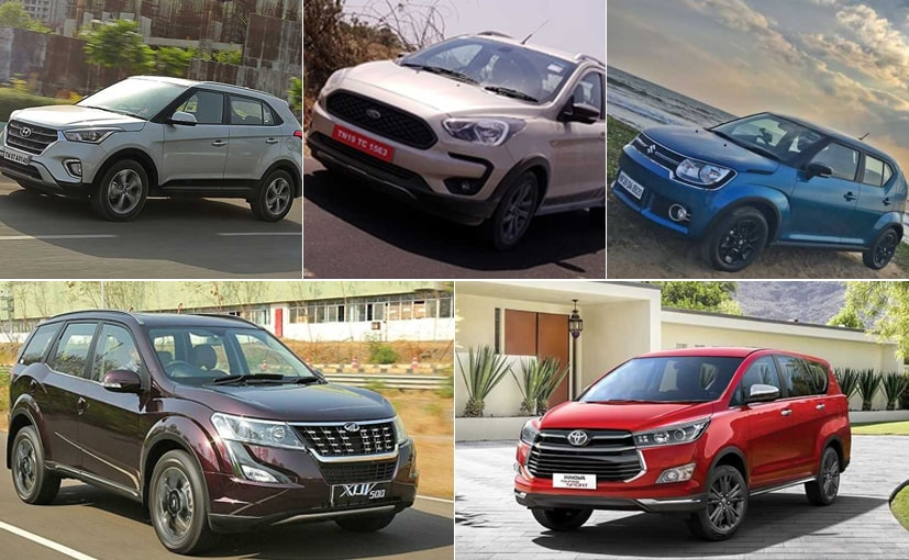 Car Sales August 2018: Maruti Sales Down, Hyundai, Mahindra, Ford Register Small Growth, Toyota Achieves Double-Digit Increase