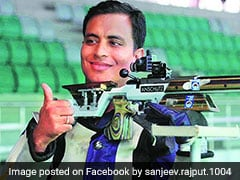 Asian Games 2018: Sanjeev Rajput Wins Silver In Men's 50m Rifle 3 Positions