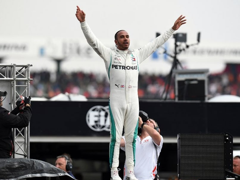 Show Me Respect! Lewis Hamilton Hits Back After Being Compared To Jesus