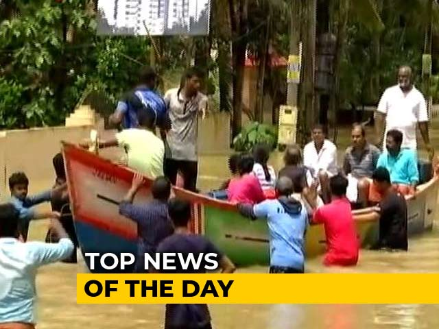 Video : The Biggest Stories Of August 20, 2018