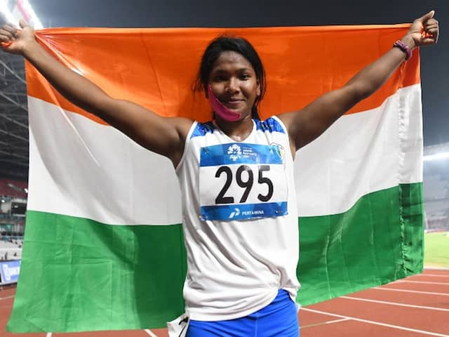 Jalpaiguri Celebrates As Swapna Barman, Daughter Of Rickshaw-Puller, Scripts Asiad History