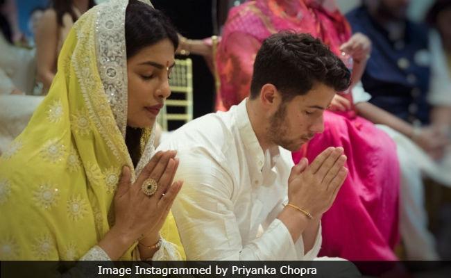 Priyanka Chopra's Mother Madhu Reveals Nick Jonas 'Chanted Mantras Accurately During Roka'