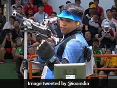 Asian Games 2018 Live Updates Day 2: Shooter Deepak Kumar Wins Silver Medal