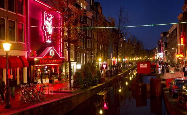 """Amsterdam """"Lawless Jungle"""" At Night, City's Top Official Warns"""