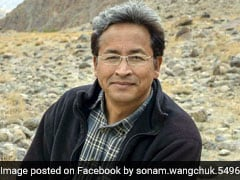Innovator Sonam Wangchuk Awarded Honorary D.Litt Degree