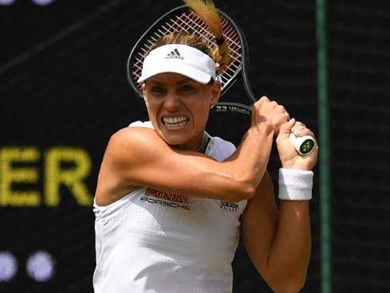 Wimbledon 2018: Angelique Kerber Storms Into Second Final As Jelena Ostapenko Misfires