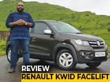 Video : Review Renault Kwid Facelift