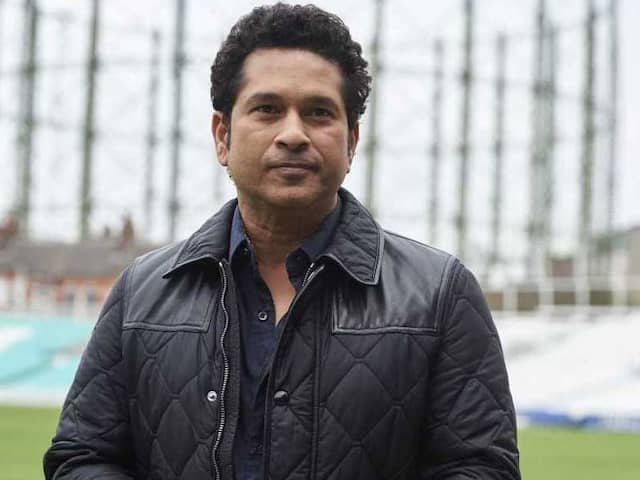 India vs England: If Somebody Is Good, Age Shouldnt Be A Criterion For His Selection, Says Sachin Tendulkar