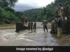 Amid Heavy Rain, Landslides, Flooding Continue In Kerala