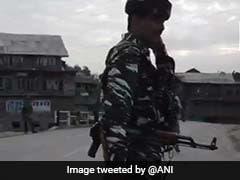 जम्मू-कश्मीर: अनंतनाग और कुपवाड़ा में सुरक्षाबलों, आतंकवादियों के बीच मुठभेड़