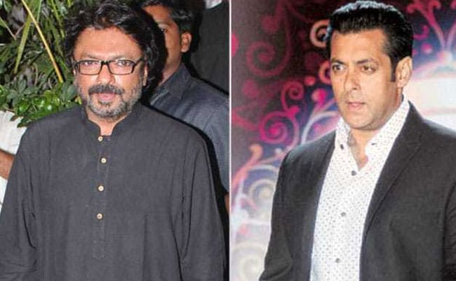 We Can't Tell If Salman Khan Is Joking About Being Cast In Sanjay Leela Bhansali's Next Film