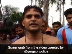 To Save Man From Drowning, Haryana Cop Jumps Into Faridabad Yamuna Canal