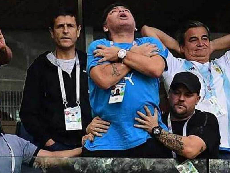 World Cup 2018: From Diego Maradona