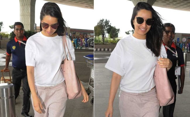 Shraddha Kapoor Knows How To Make All Neutrals Look Amazing