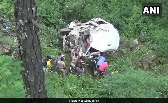 13 Killed As Van Falls Into Gorge In Uttarakhand After Landslide