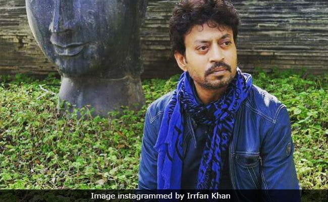 Irrfan Khan Is 'Recovering,' Records Songs And Sends To Vishal Bhardwaj