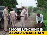 Video : Man Beaten To Death In Rajasthan's Alwar On Suspicion Of Cow Smuggling