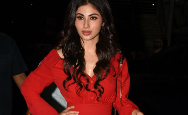 Mouni Roy at the Gold screening