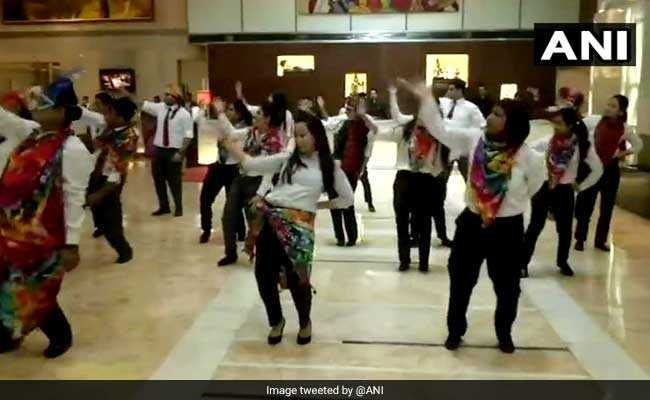 Delhi Hotel Staff Break Into Dance After Section 377 Verdict. Watch