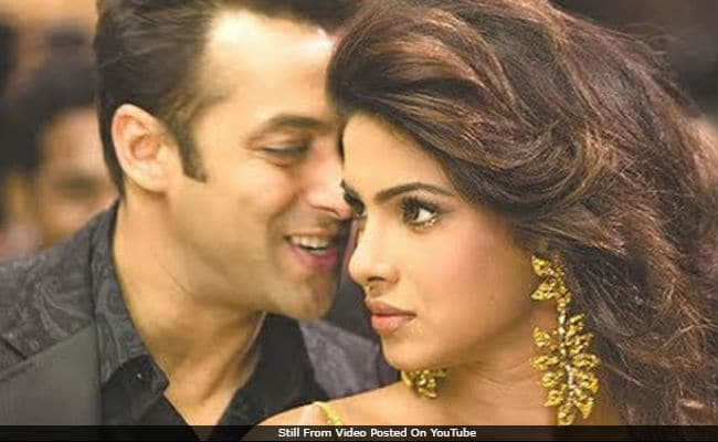 Salman Khan Says Priyanka Chopra Called And Asked To Be Cast In Bharat