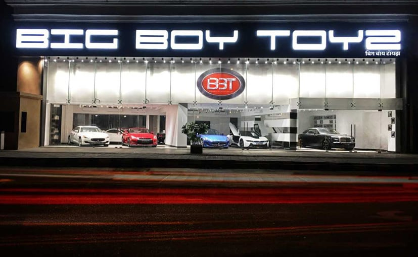 75% Sales Of Pre-Owned Luxury Cars Now Online: Big Boy Toyz