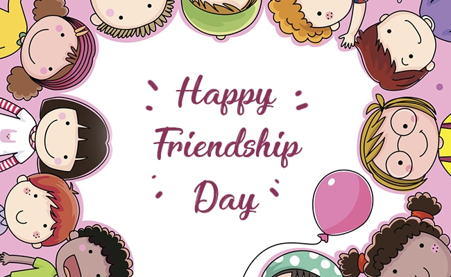 Friendship Day 2018: Messages, Images, Wishes, SMS, WhatsApp Greetings For Friends