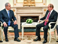 Israel Tells Russia To Encourage Iran To Quit Syria