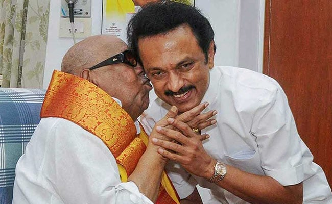 Thalapathy MK Stalin Becomes DMK Boss Amid Threats From Brother Alagiri