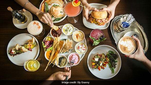 #NewRestaurantAlert: Great Food, Fun Vibes At Sly Granny In Khan Market