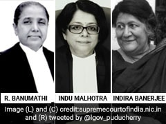Supreme Court Creates History By Getting 3 Woman Judges At The Same Time
