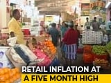 Video: Consumer Inflation Accelerates, Factory Production Slips