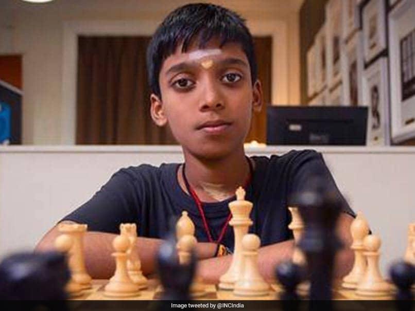 Chennais R Praggnanandhaa, 12, Becomes Second Youngest Chess Grandmaster