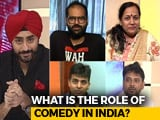 Video : Kunal Kamra, Others On Cost Of Comedy In India