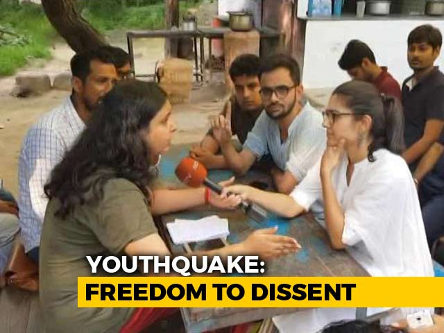 Video : Youthquake: Freedom To Dissent