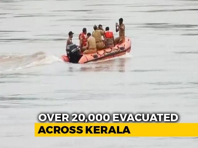 Video : Non-Stop Rain In Kerala, All 5 Gates Of Idukki Reservoir Opened