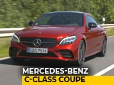 Video : Mercedes-Benz C-Class Coupe Review