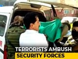 Video : 4 Policemen Killed In Terror Attack In Jammu And Kashmir's Shopian