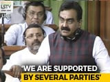 Video : BJP's 'Schemes vs Scams' Dig At Congress In No-Trust Debate