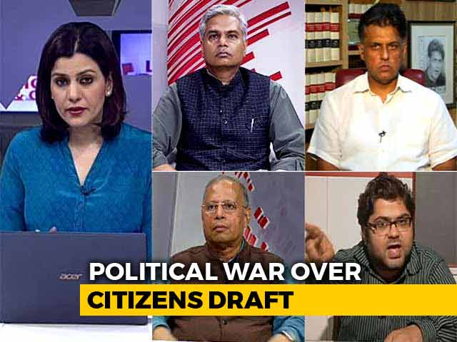 Video : Citizens List Row Spills Into Other State: Genuine Citizens Being Harassed?