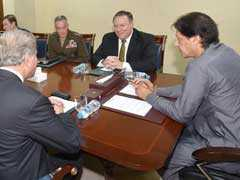 Mike Pompeo Talks Up Democratic Institutions In Meet With Pak Army Chief