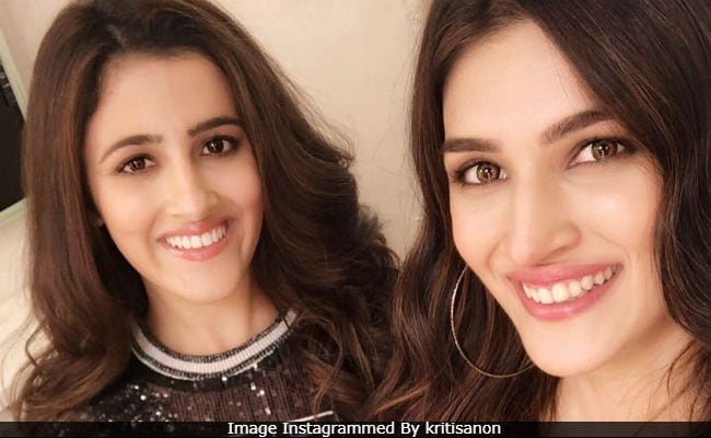 Kriti Sanon's Sister Nupur Makes Her Acting Debut With...