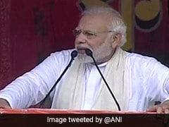 NDA Government Working To Double Farmer Income By 2022: PM Modi