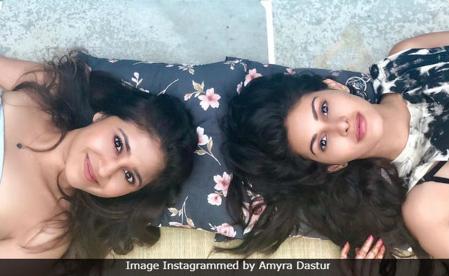 Shweta Tripathi Makes Me 'Cry Out Of Laughter,' Says The Trip 2 Co-Star Amyra Dastur