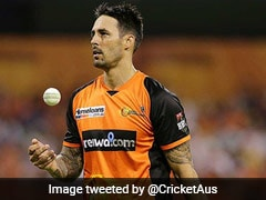 Mitchell Johnson Quits 'Lengthy' Big Bash League